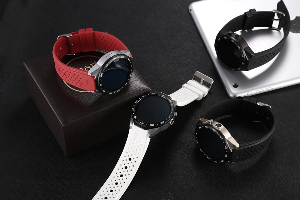 kingwear kw88 smartwatch price