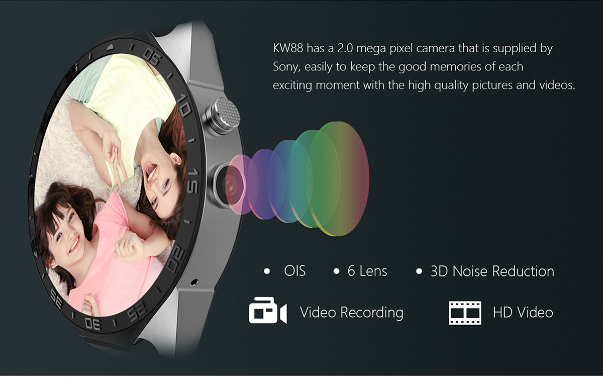 kw88 smartwatch