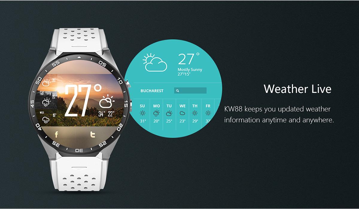 kw88 smartwatch online