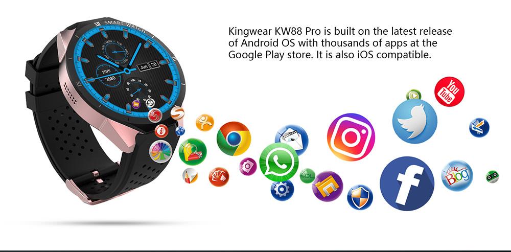 kw88 pro smartwatch online
