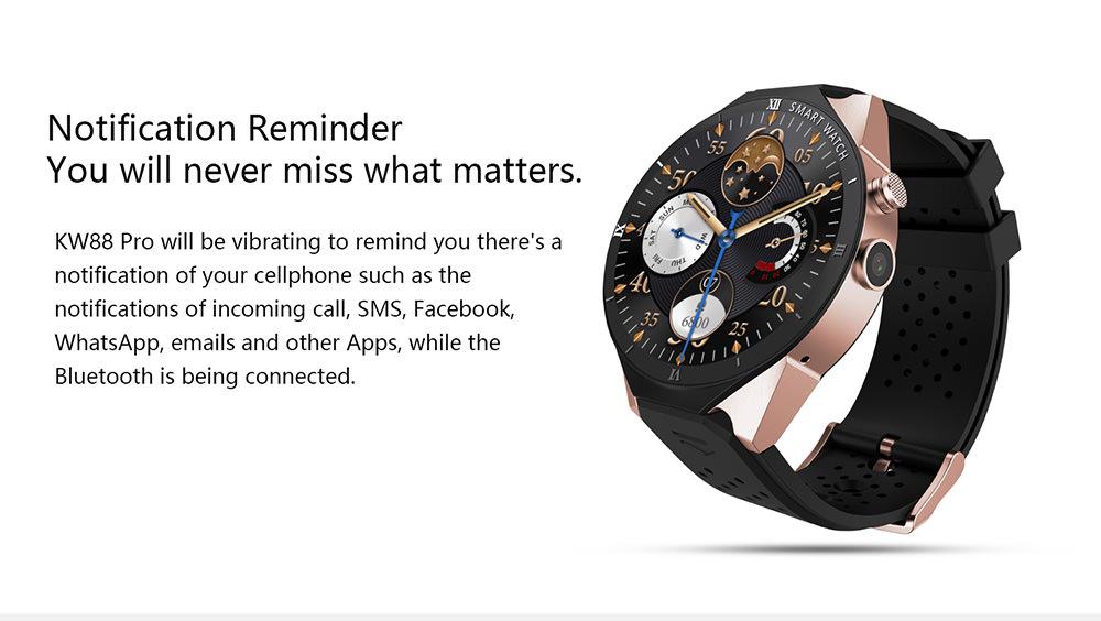 kingwear kw88 pro smartwatch online