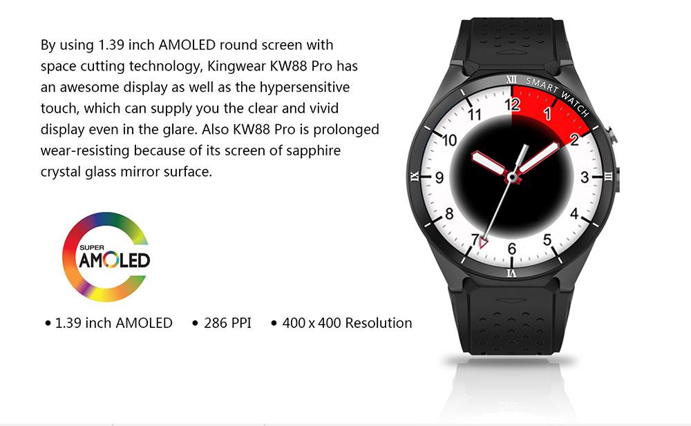 kingwear kw88 pro smartwatch