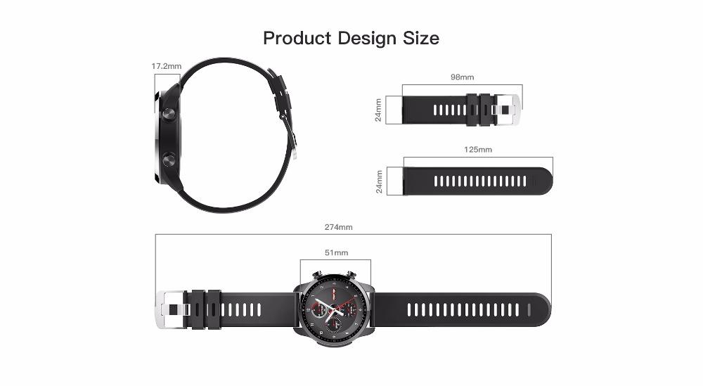 kospet brave smartwatch price