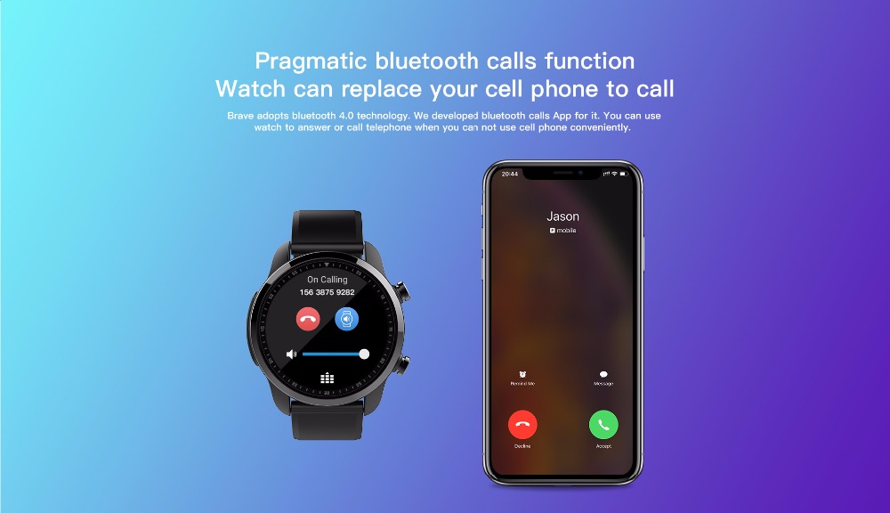 kospet brave smartwatch
