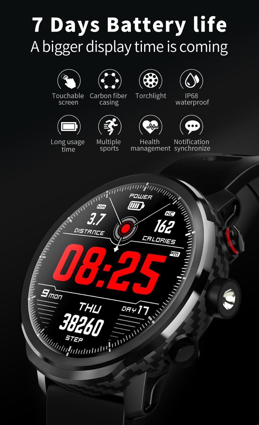 Lemfo L5 deportivo reloj inteligente - una pantalla más grande tiempo está llegando LEMFO-L5-Smart-Watch-1