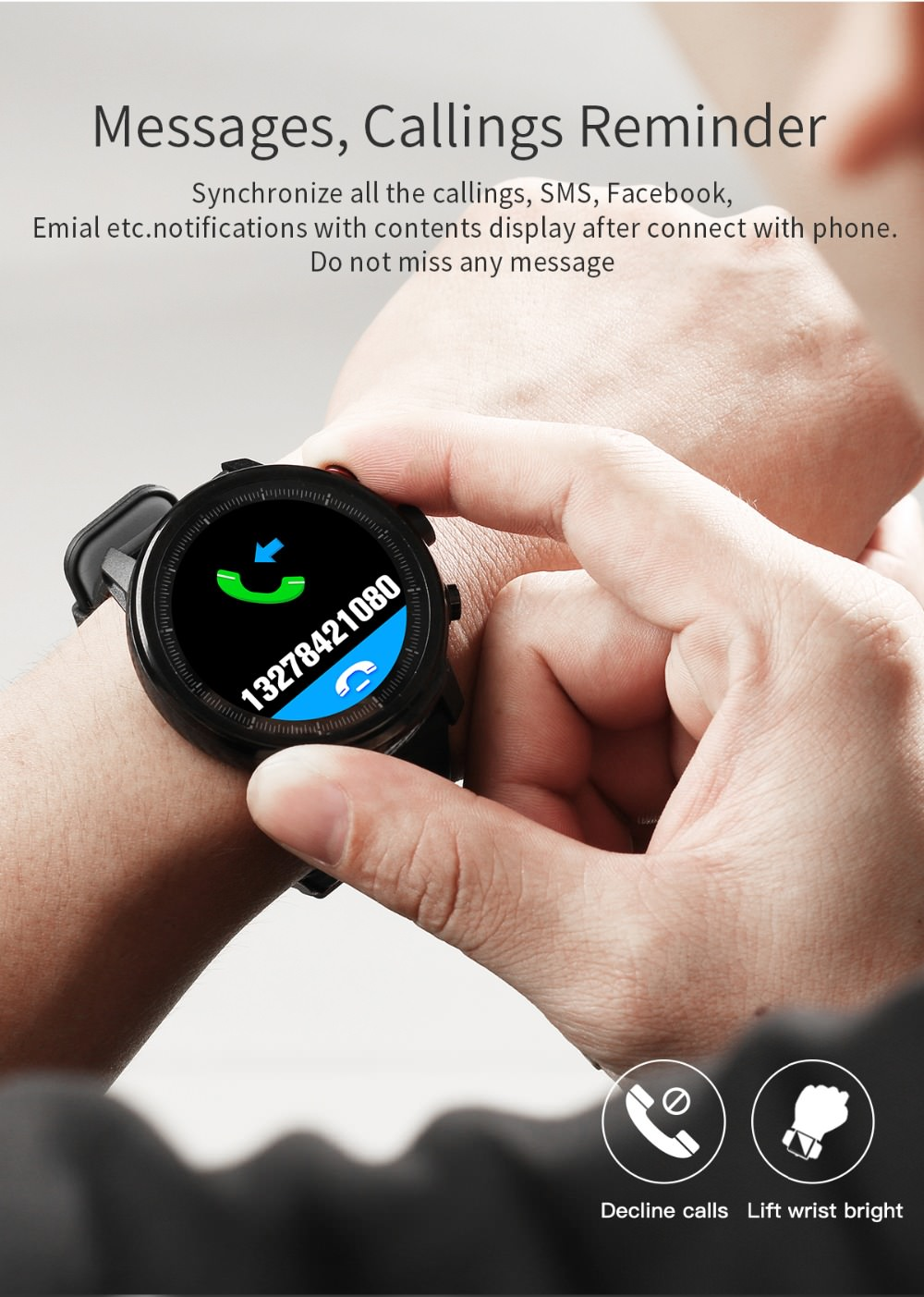 lemfo l5 smartwatch price
