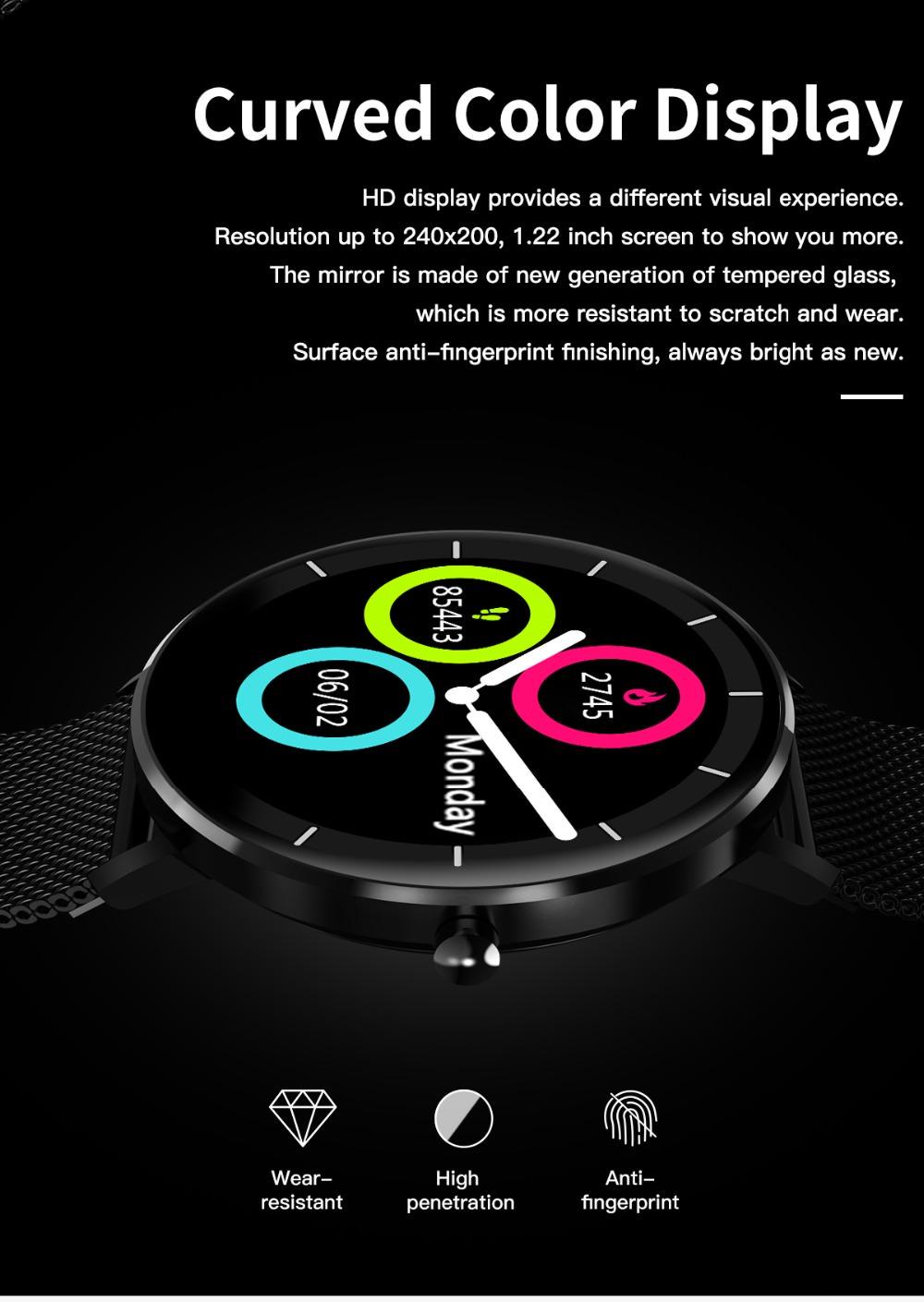 lemfo l6 smartwatch