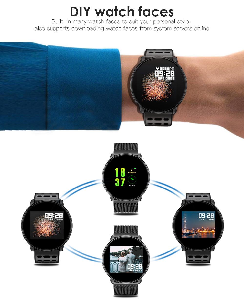 cheap lemfo lt03 sport smartwatch
