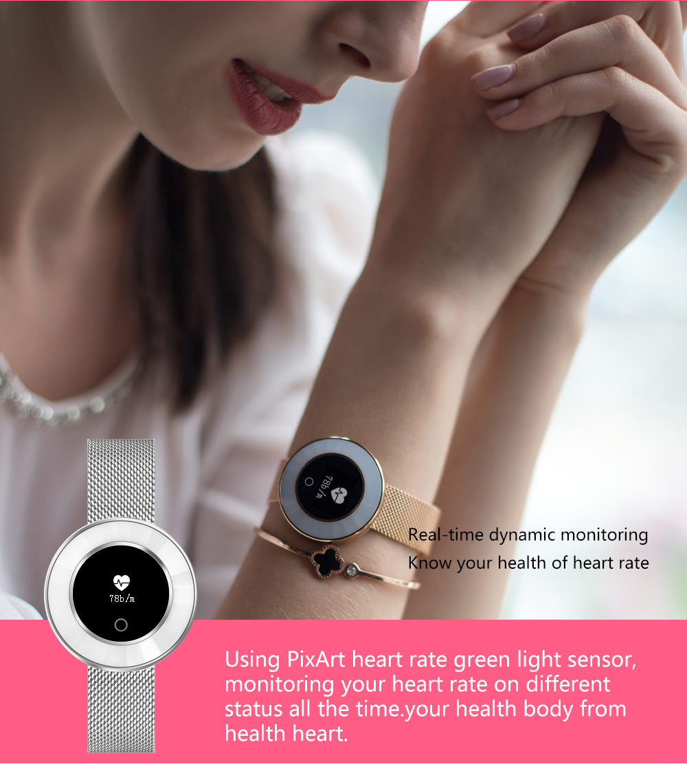 new lemfo smart bracelet