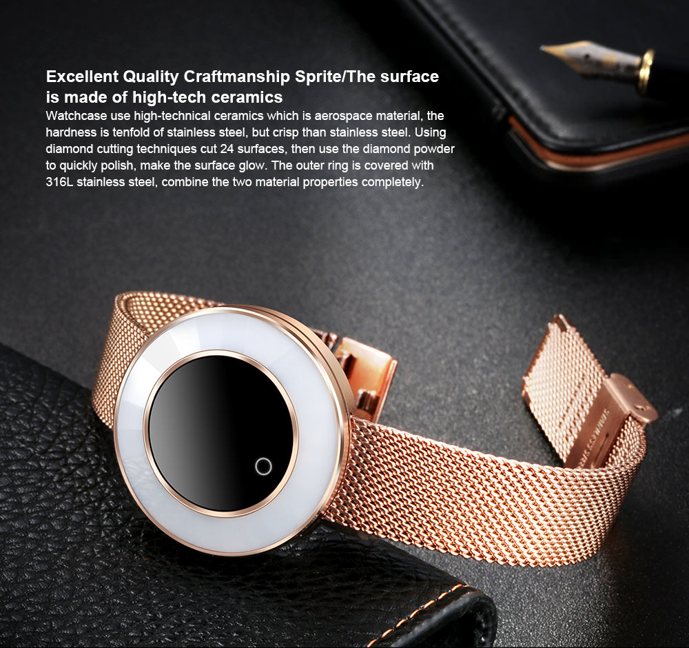 lemfo x6 women smart bracelet