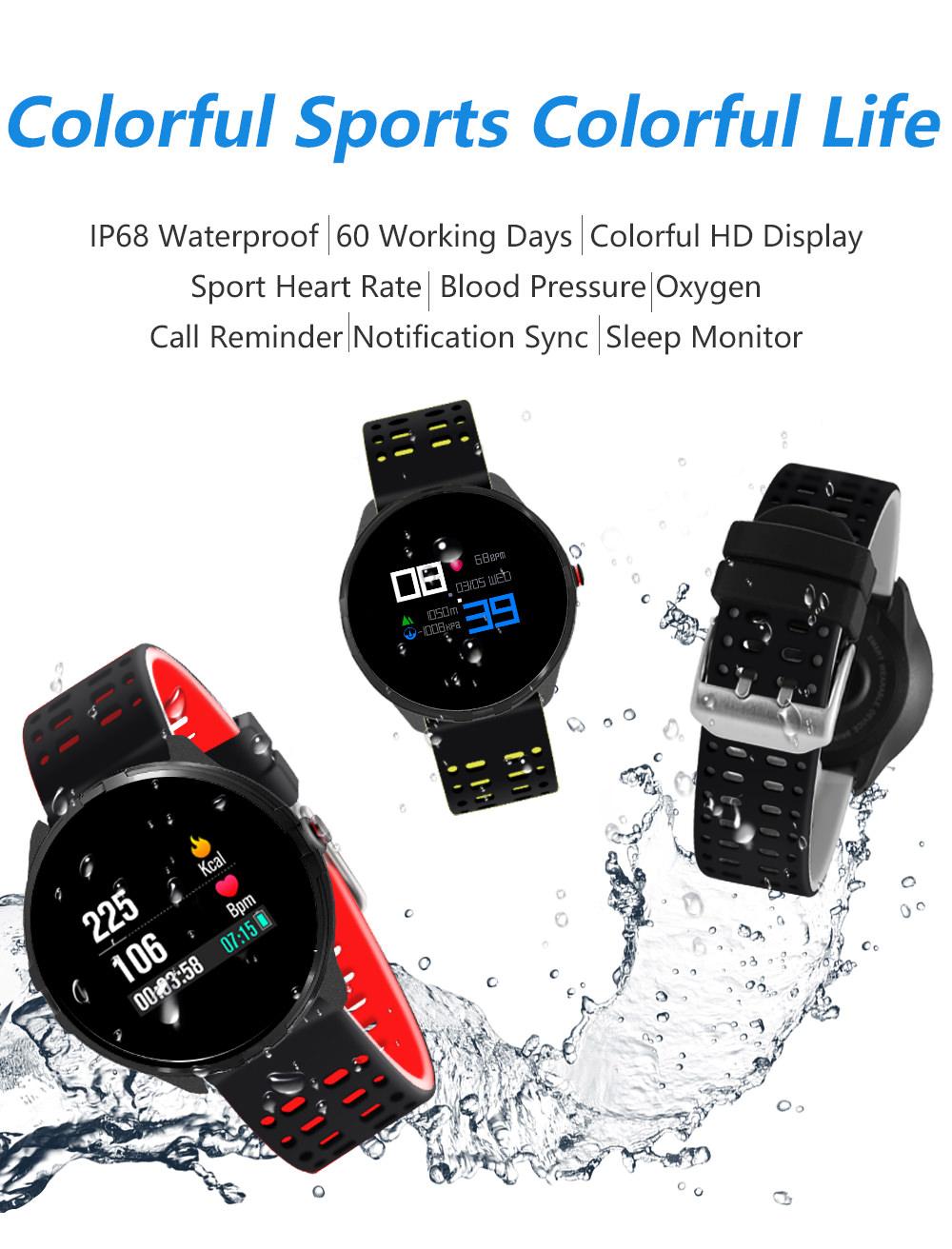 lemfo x7 sport smartwatch