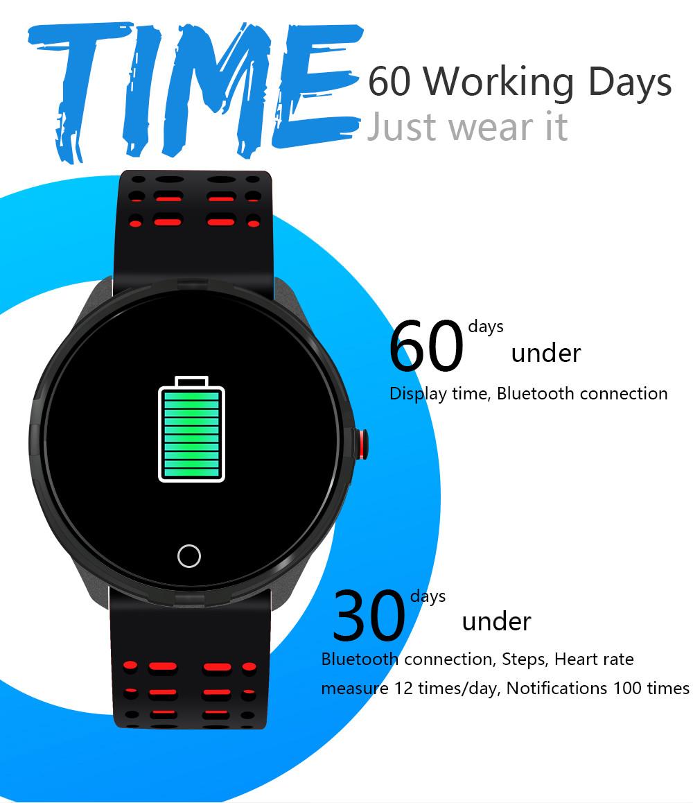 lemfo x7 smartwatch