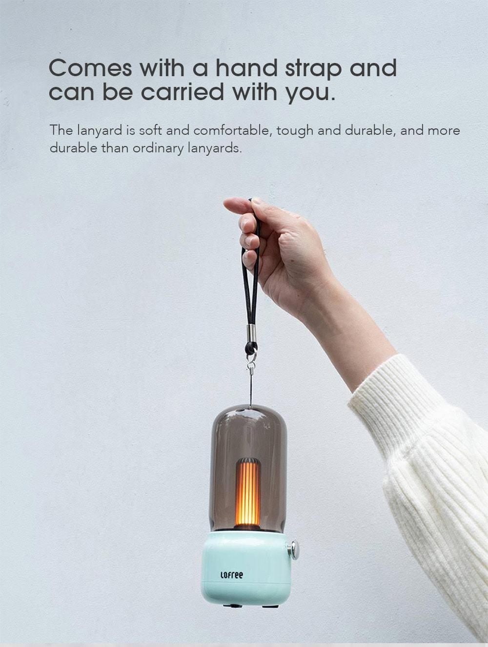xiaomi lofree candly lamp