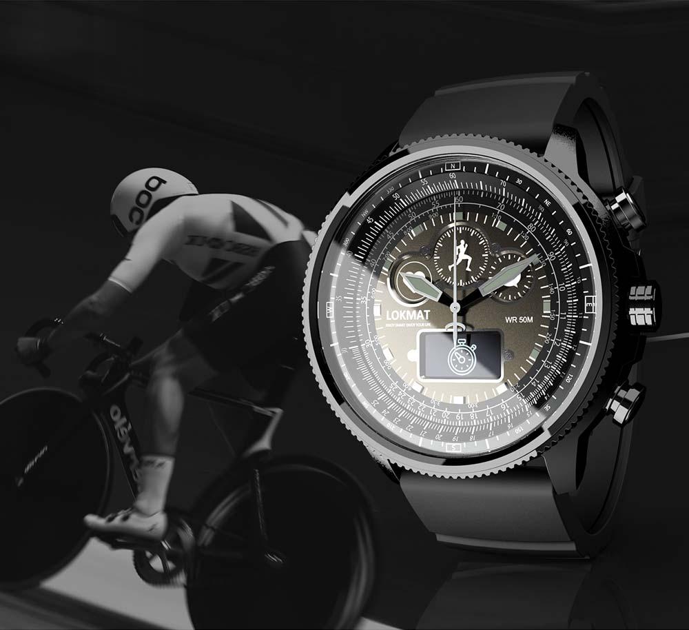 new lokmat moka smartwatch