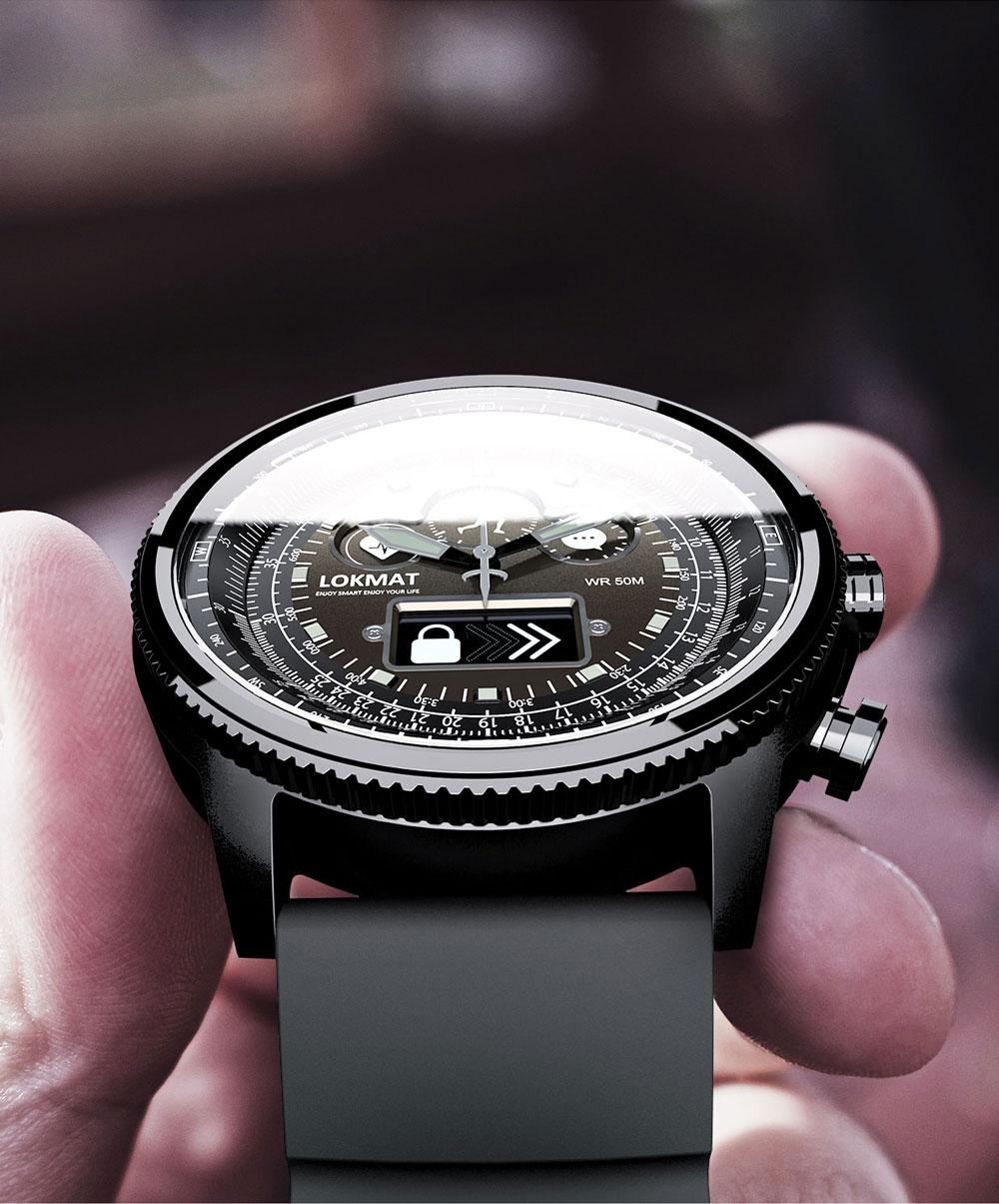 lokmat moka smartwatch online