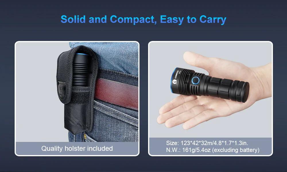 lumintop odf30c flashlight price