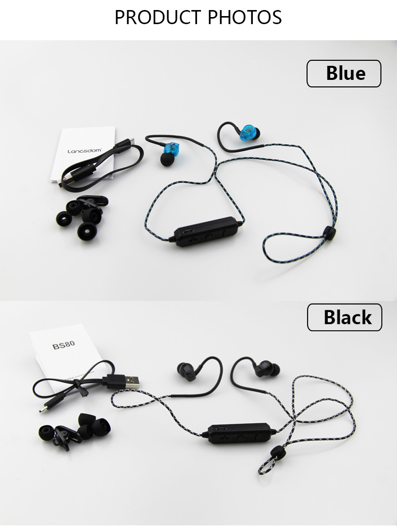 langsdom bs80 earphone sale