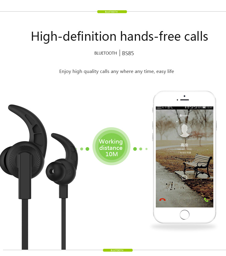 langsdom bs85 earphone