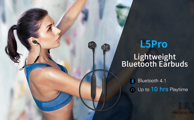 langsdom l5pro bluetooth earphone