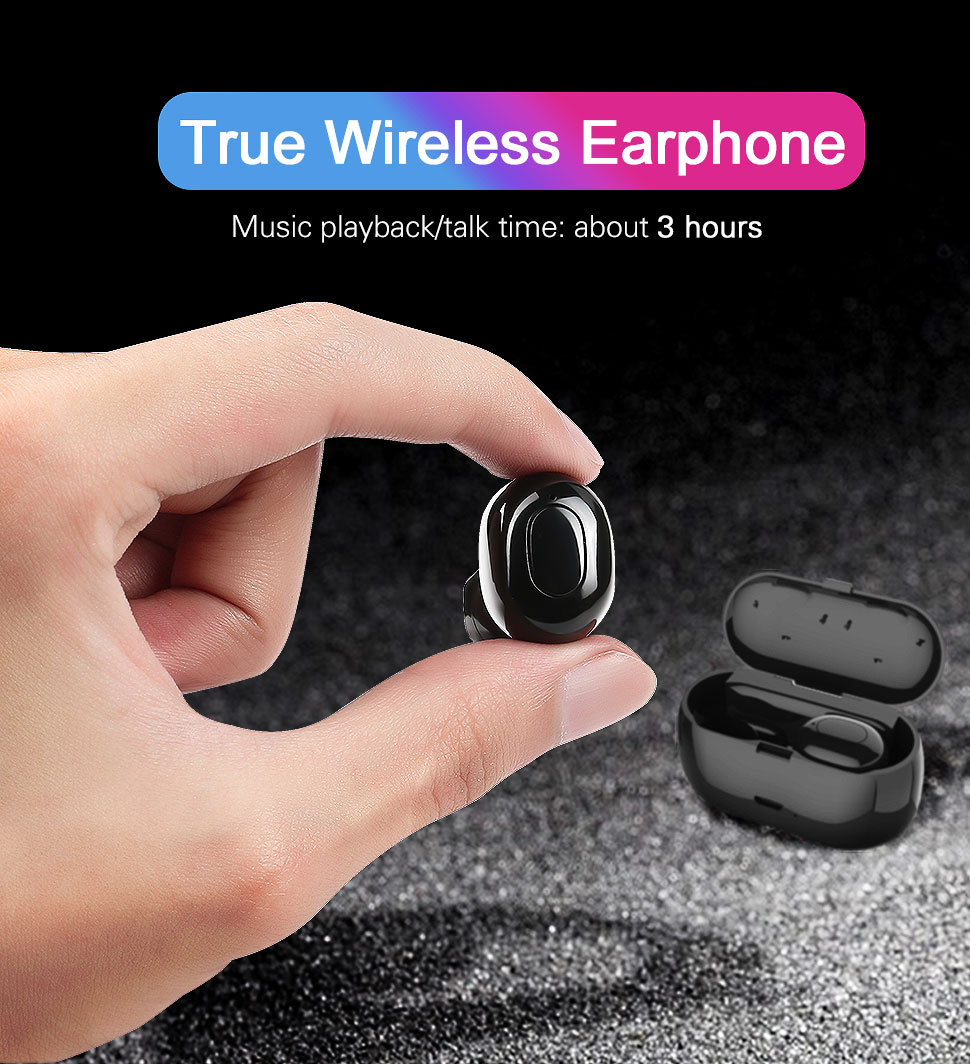 langsdom t6 mini bluetooth earphone