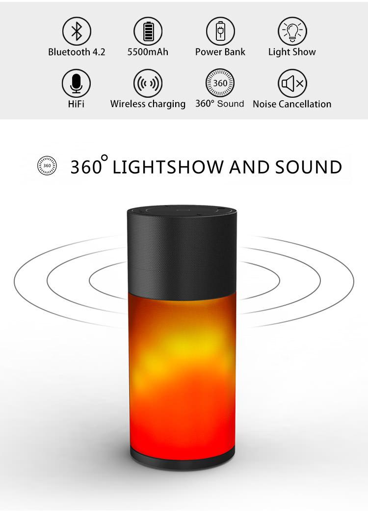 lanniu a6 wireless speaker
