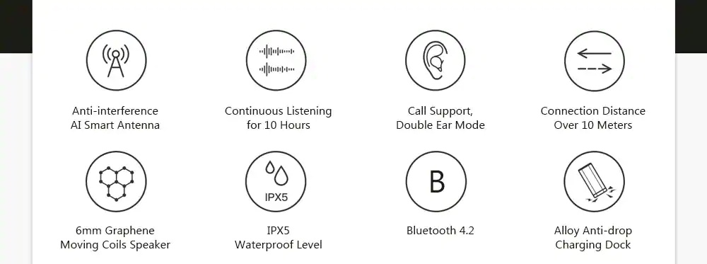 lenovo air tws earphone
