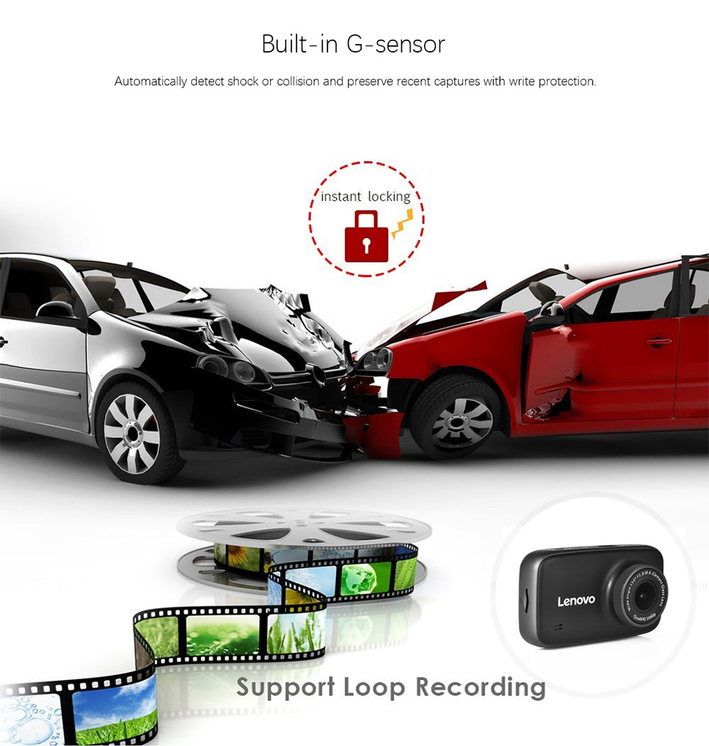 lenovo hr07 car dashcam online