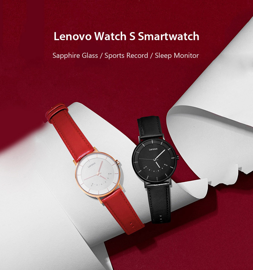 lenovo watch s smartwatch