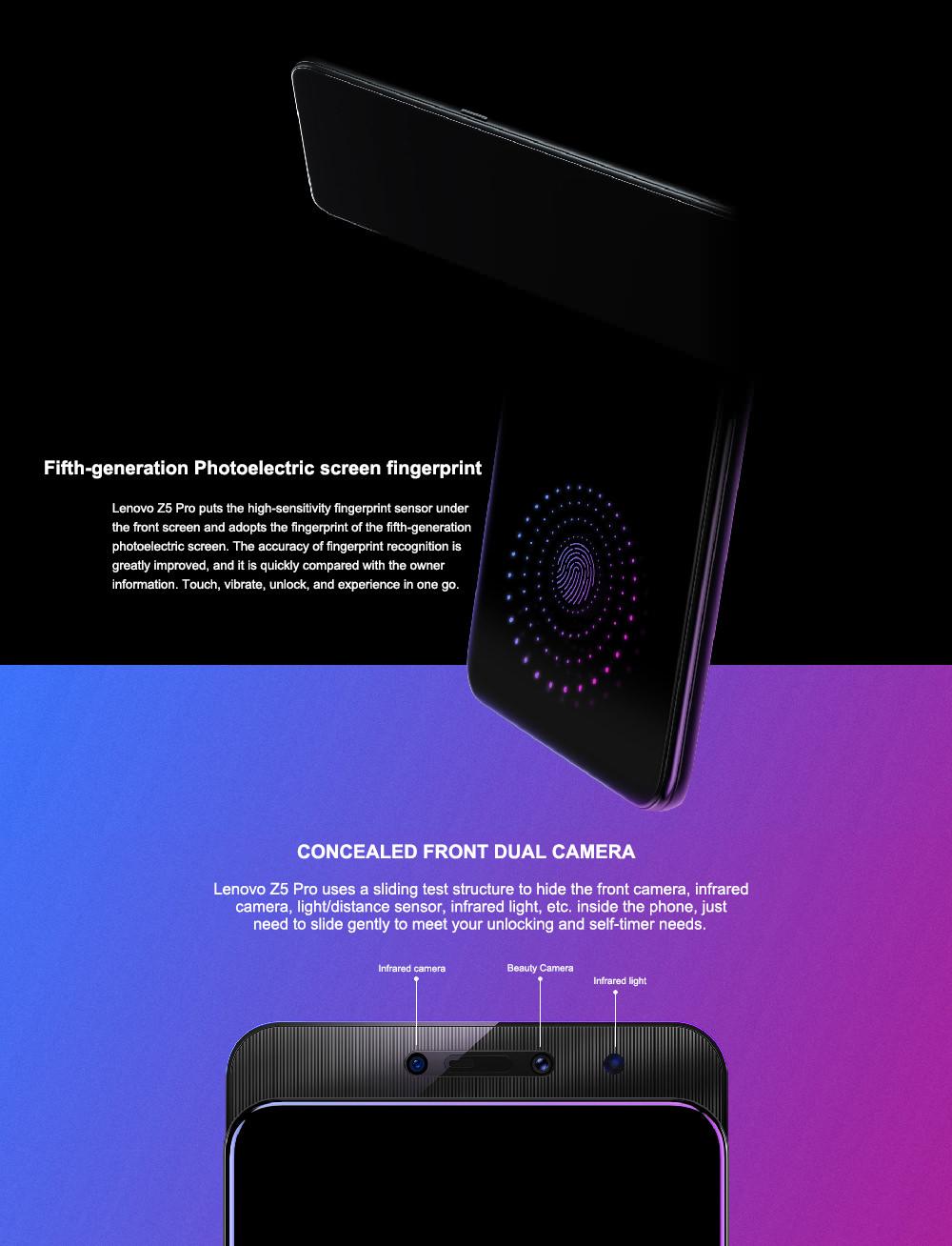 lenovo z5 pro smartphone