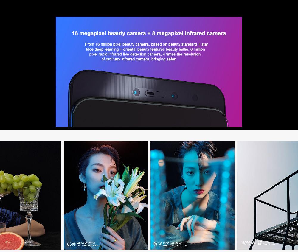 lenovo z5 pro smartphone price