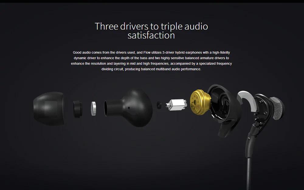 meizu flow earphones