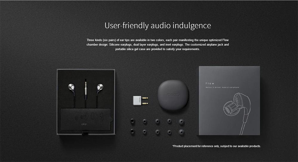 meizu flow hifi earphones online
