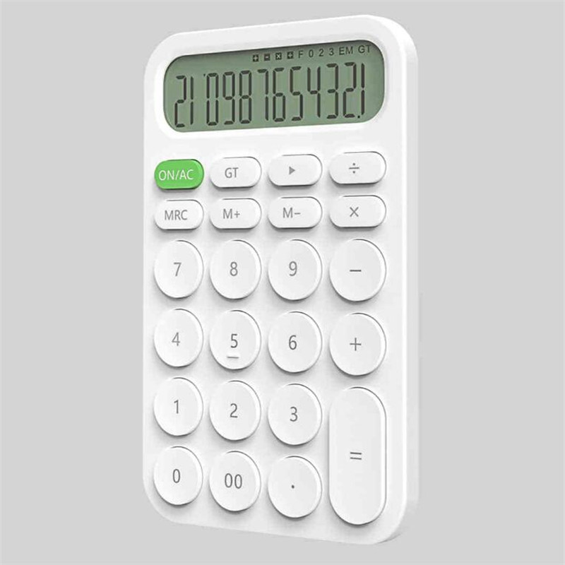 miiiw 12 digit calculator