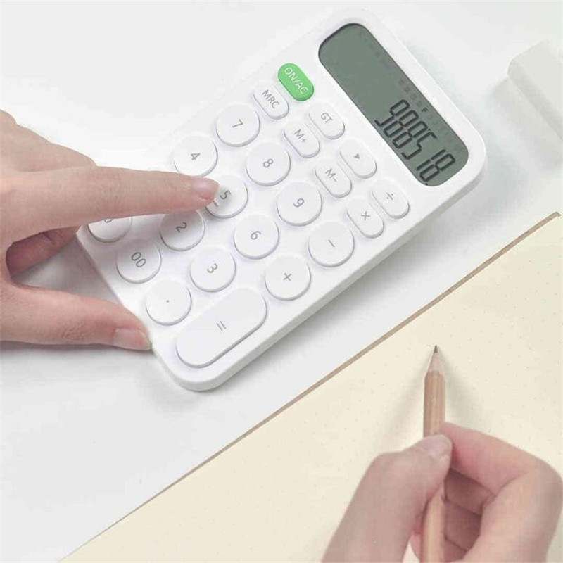 new miiiw 12 digit electronic calculator