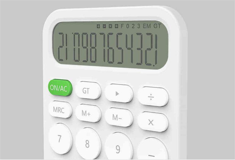 2019 miiiw 12 digit electronic calculator