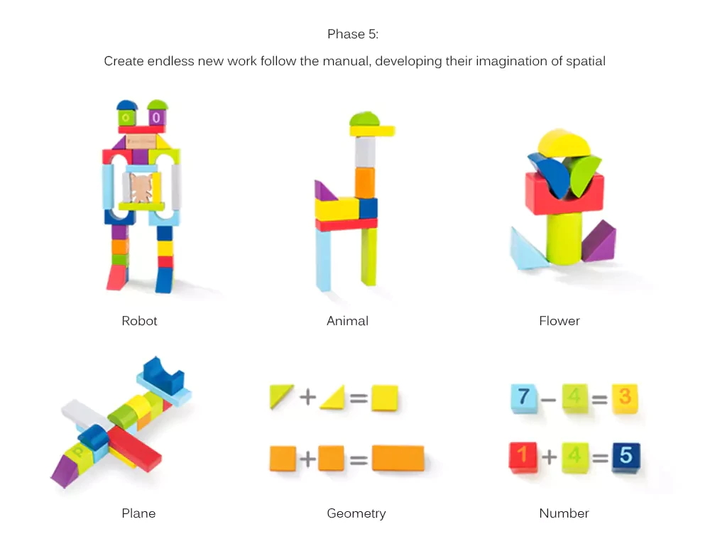 xiaomi mitu hape puzzle building blocks sale
