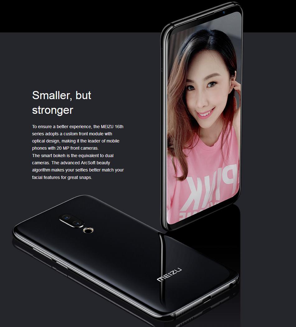 meizu 16th smartphone online