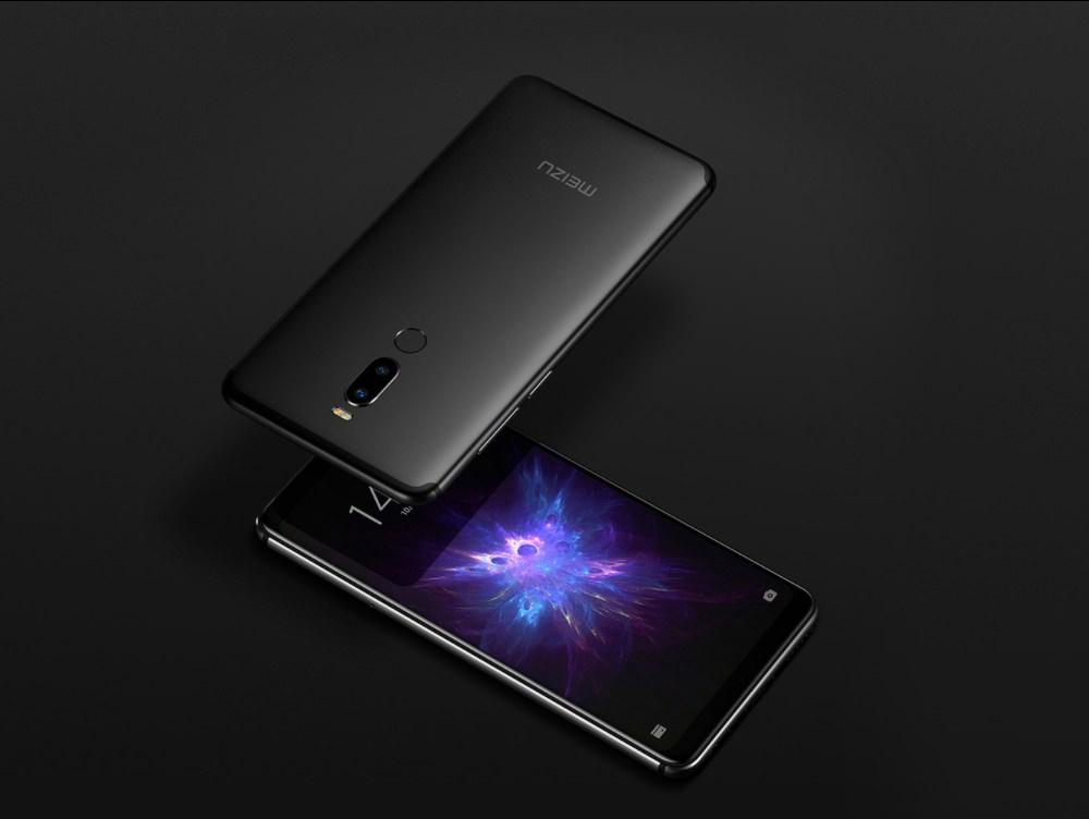 meizu note 8 4g smartphone