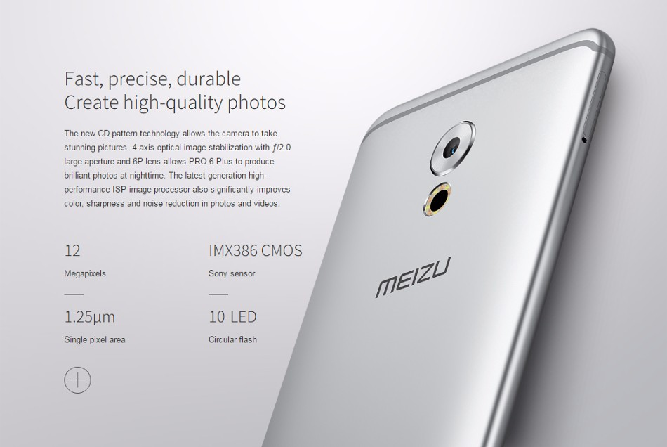 buy meizu pro 6 plus smartphone
