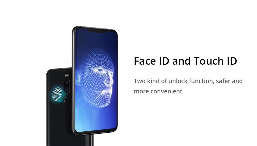meizu x8 4g lte smartphone
