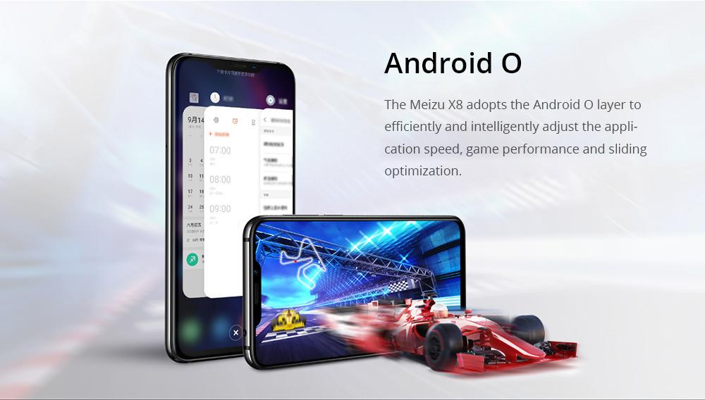 meizu x8 smartphone online