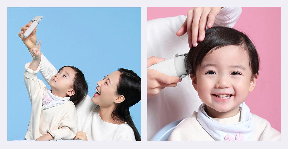 xiaomi mitu baby hair clipper sale