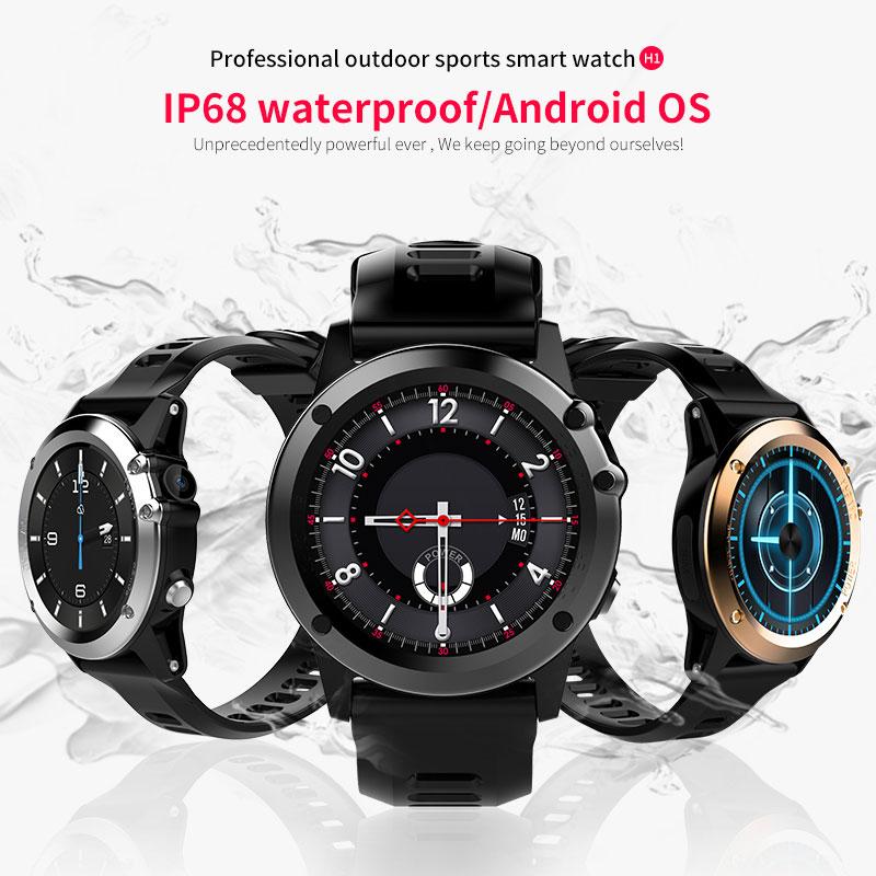microwear h1 sport smartwatch