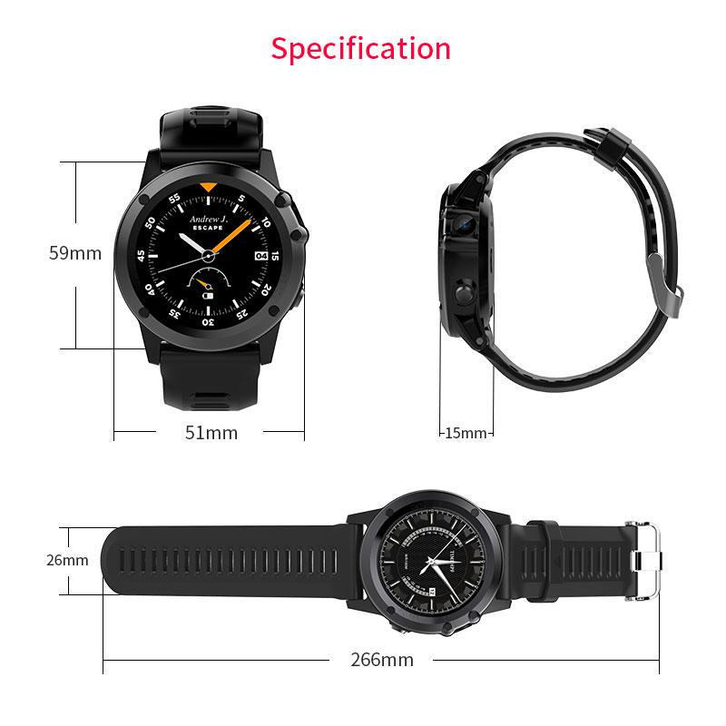 microwear h1 smartwatch on sale