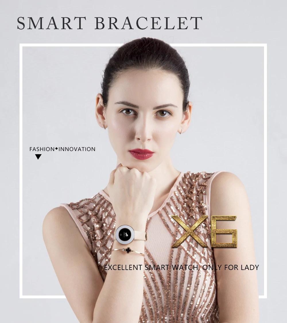 microwear x6 smart bracelet