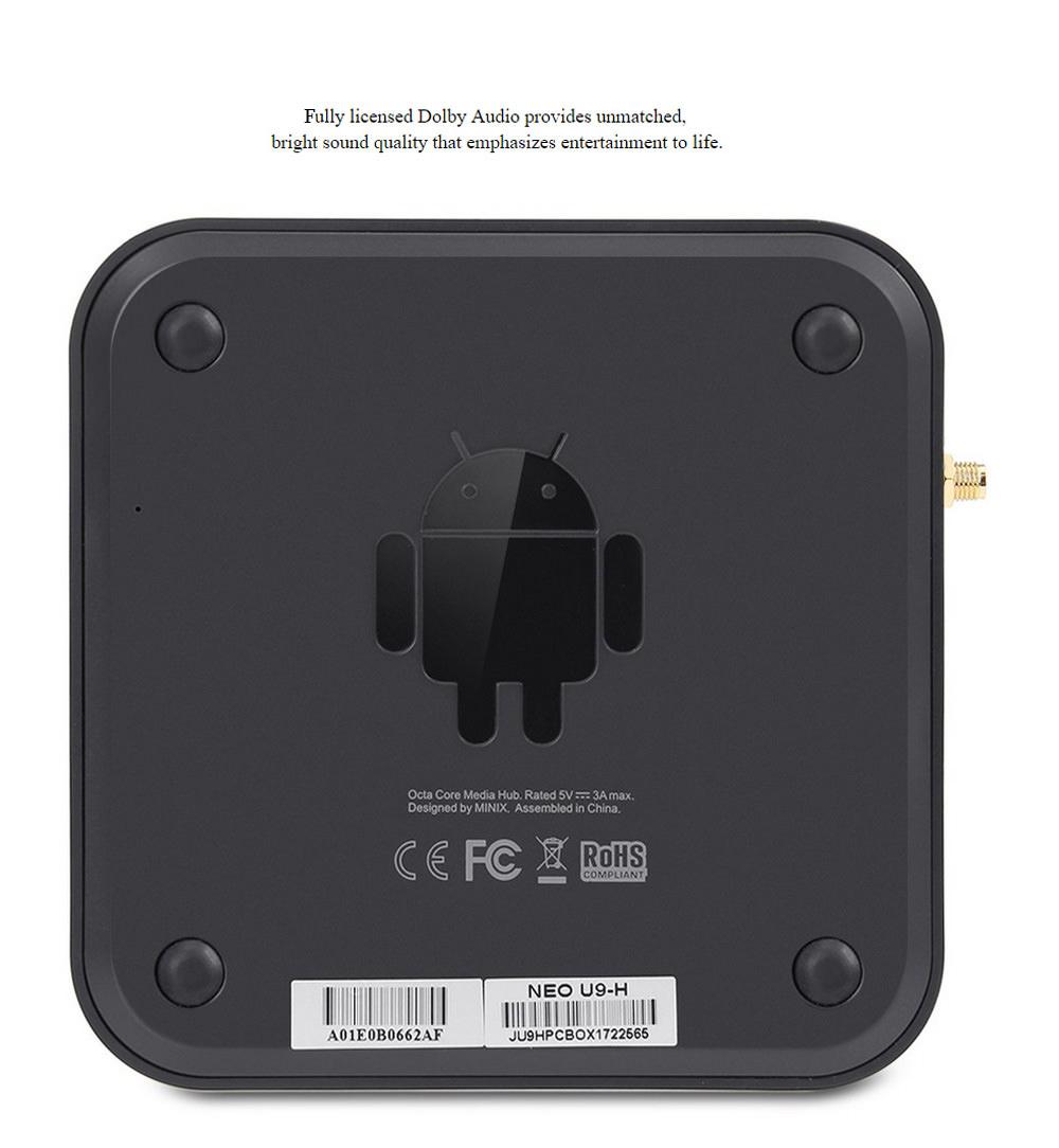 minix neo u9 - h tv box price