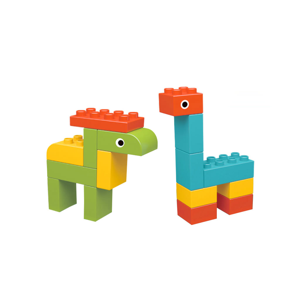 xiaomi animal zoo building blocks