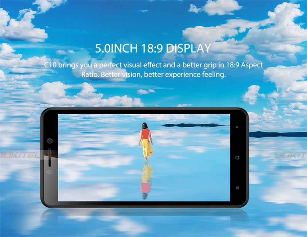 oukitel c10 smartphone
