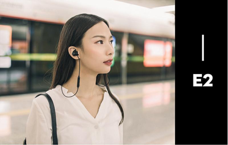 qcy e2 earphones online