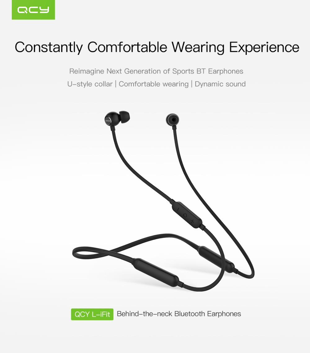 qcy l1 bluetooth earphones